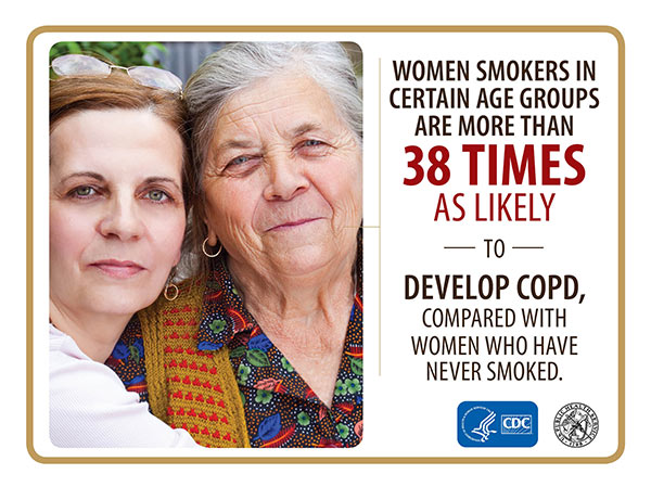 Women Smokers and COPD