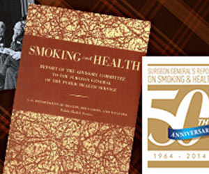 50th anniversary of the SGR on Smoking and Health