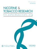 Journal of Nicotine & Research