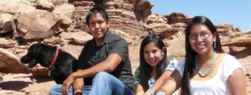 American Indian youth