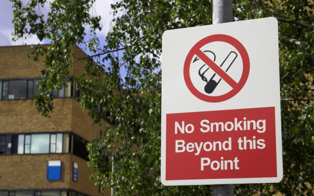 New York Implements Tobacco-Free Campus Policies