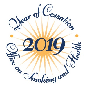 2019 OSH Year of Cessation logo