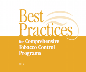 Best Practices for Comprehensive Tobacco Control Programs—2014