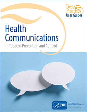 Image of a small version of the Best Practices Health Communications pdf