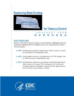 Sustaining State Funding for Tobacco Control