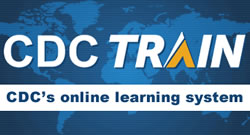 CDC TRAIN, CDC's online learning system