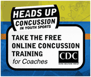 HEADS UP: take the free online concussion training for coaches