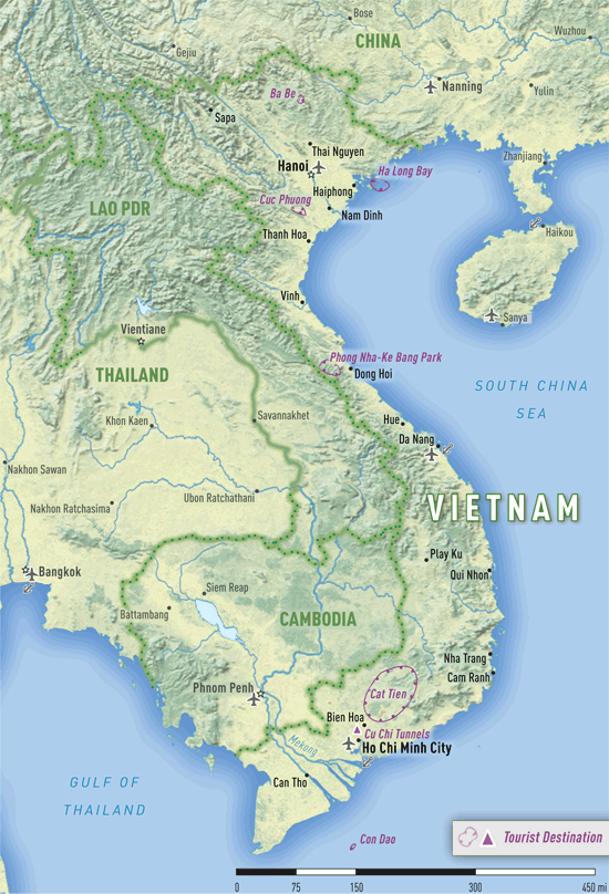 Vietnam Chapter 4 2016 Yellow Book Travelers Health – Travel Map Of Vietnam