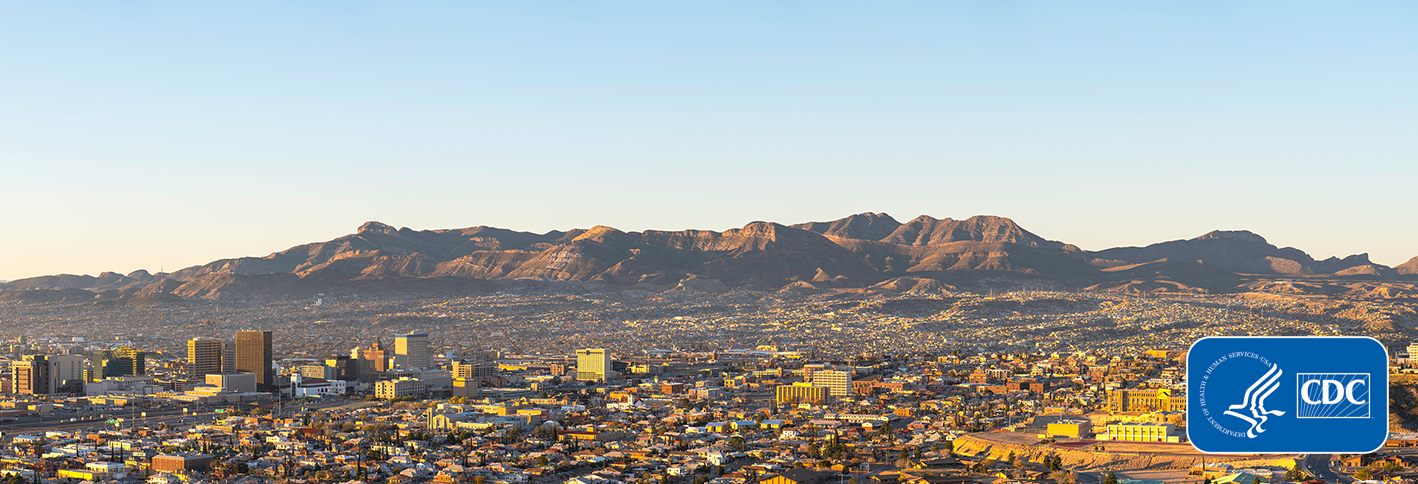 photo of El Paso and Juarez