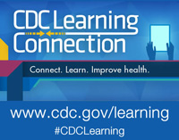 logo for CDC Learning Connection