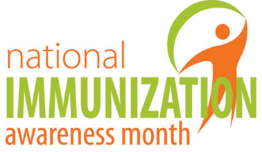 Image result for August – National Immunization Awareness Month