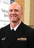 LCDR Greg Sarchet, PharmD