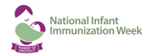 Color English - National Infant Immunization Week