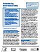 Development of a survey to identify vaccine-hesitant parents