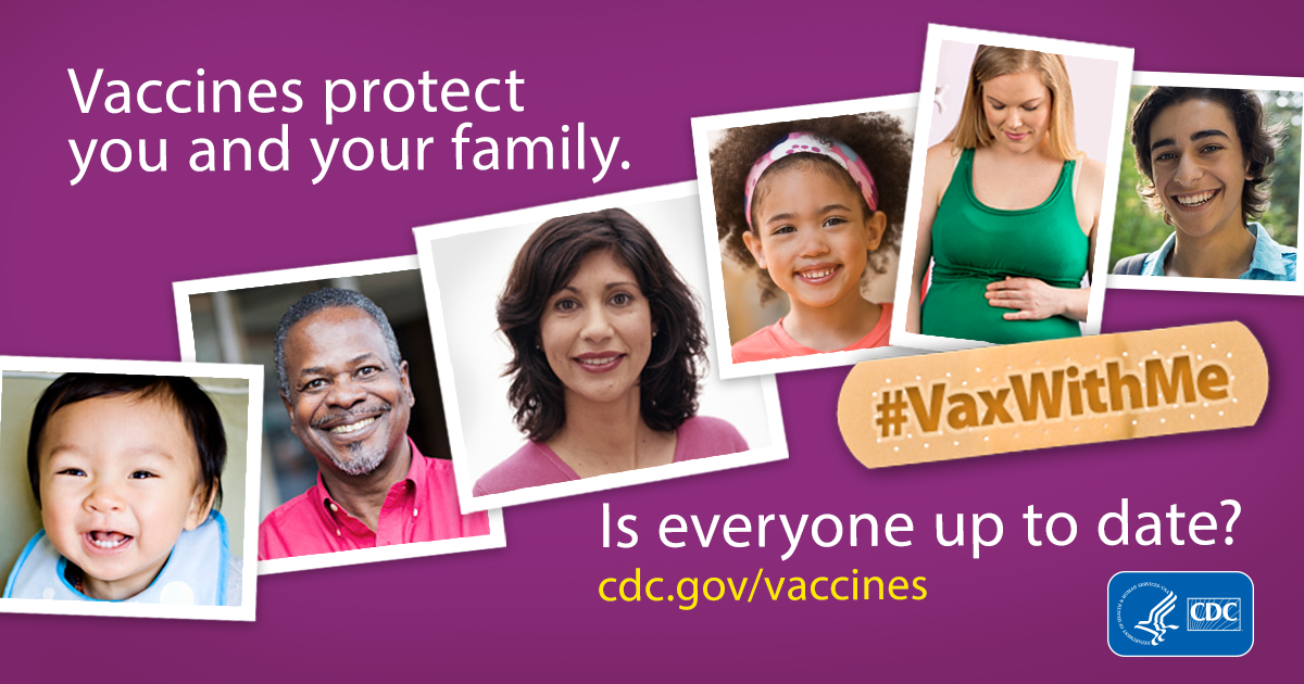 Things You Need to Know about Vaccines | VaxWithMe | CDC