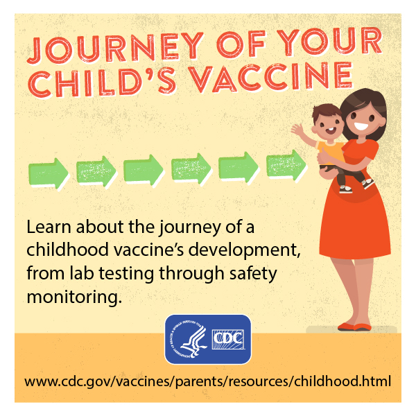 Infant And Childhood Vaccine Resources