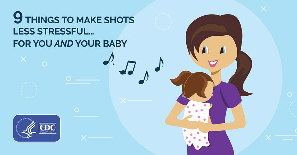 Parents | Make Shots Less Stressful: List | Vaccines | CDC