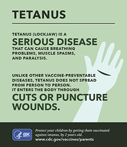 Vaccine Preventable Diseases Tile Infographics Cdc