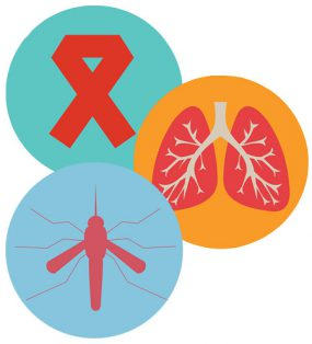 indirect impact of ebola-- Malaria from mosquito, HIV, and lungs with Tuberculosis