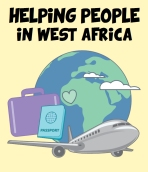 Helping People in West Africa