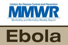 MMWR - Rapports Ebola