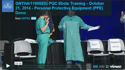 New York City Ebola Training