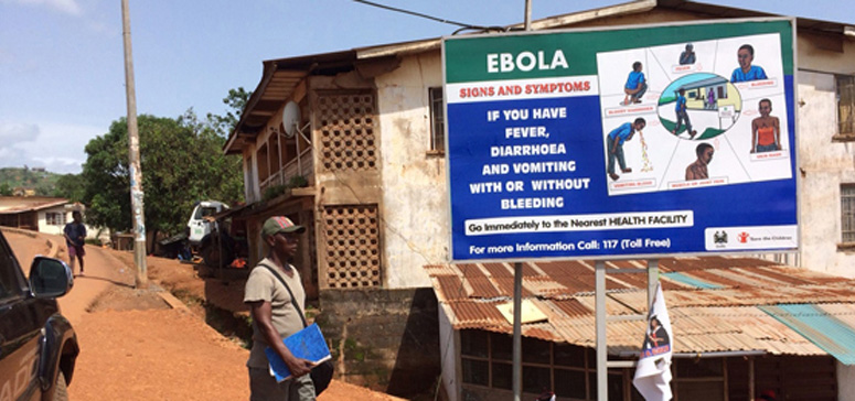 West Africa Outbreak - Outbreak of Ebola in Guinea, Liberia, and Sierra Leone