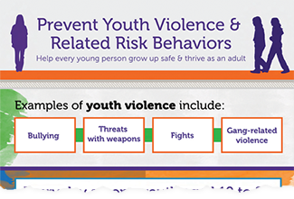 Infographics| Violence Prevention| Injury Center| CDC