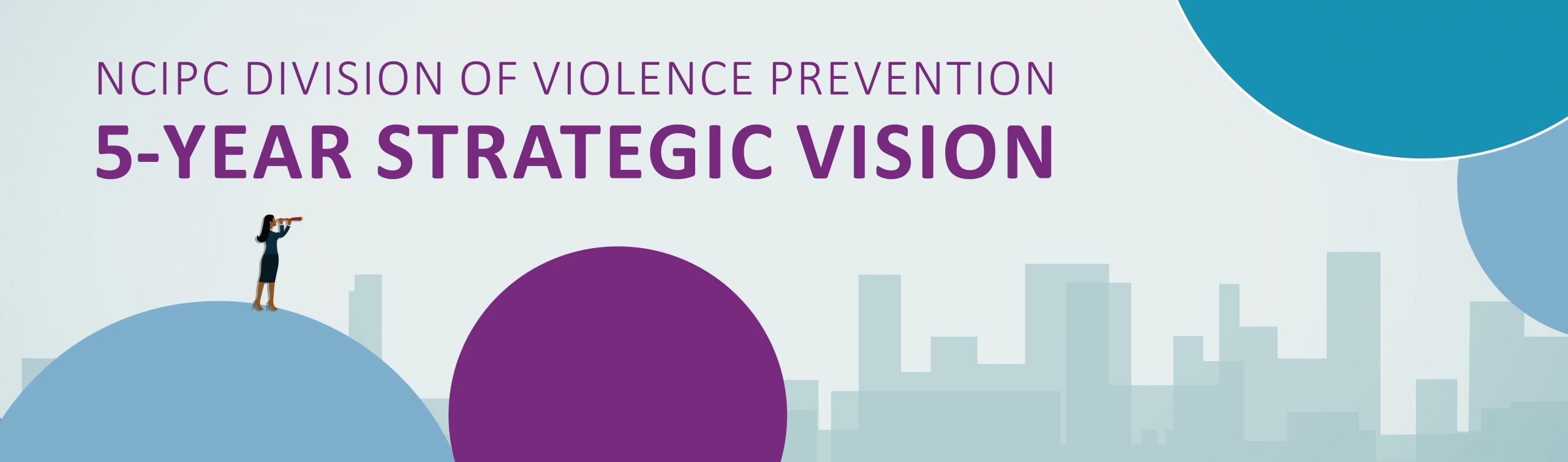 The Division of Violence Prevention's Strategic Vision