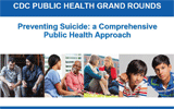 Preventing Suicide: A Comprehensive Public Health Approach