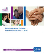 cover of NISVS 2010 Report on Intimate Partner Violence