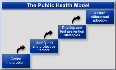Public Health Model, described above