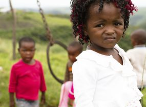 Girls' home and early experiences in Swaziland are associated with risk for childhood sexual violence