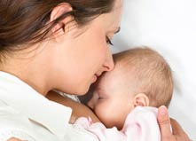 Hospital Actions Affect Breastfeeding