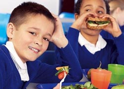 Children Eating More Fruit Not More Vegetables
