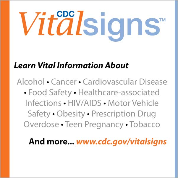 Healthcare-associated Infections| VitalSigns | CDC
