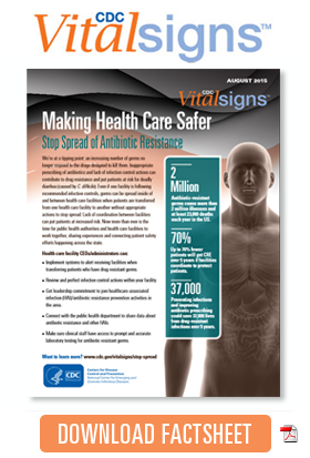 Download Factsheet: Making Health Care Safer