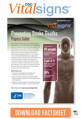 Download Factsheet: Preventing Stroke Deaths