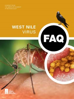 image of FAQ cover with mosquito