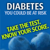 Diabetes Risk Tests Widget