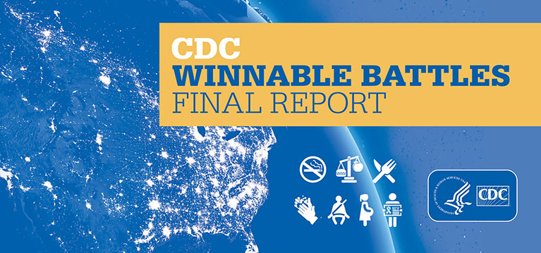 CDC Winnable Battles Final Report