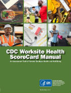 Worksite Health ScoreCard manual cover