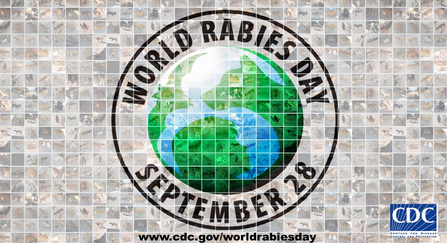 World Rabies Day September 28th banner