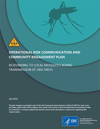 Operational Risk Communication and Community Engagement Plan