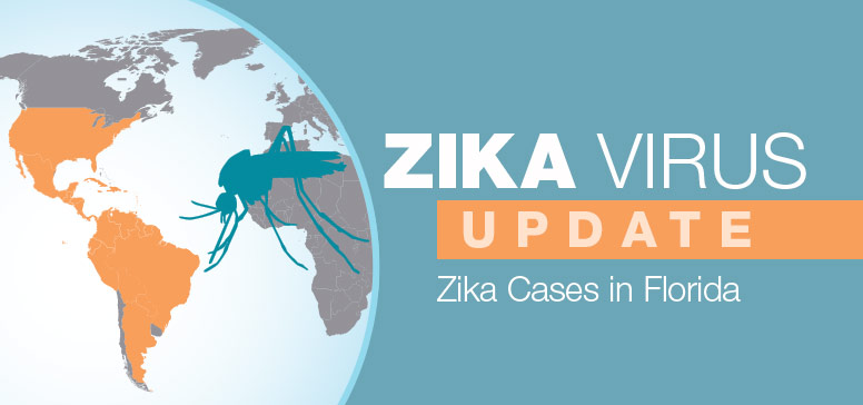 Zika virus update: Zika cases in florida
