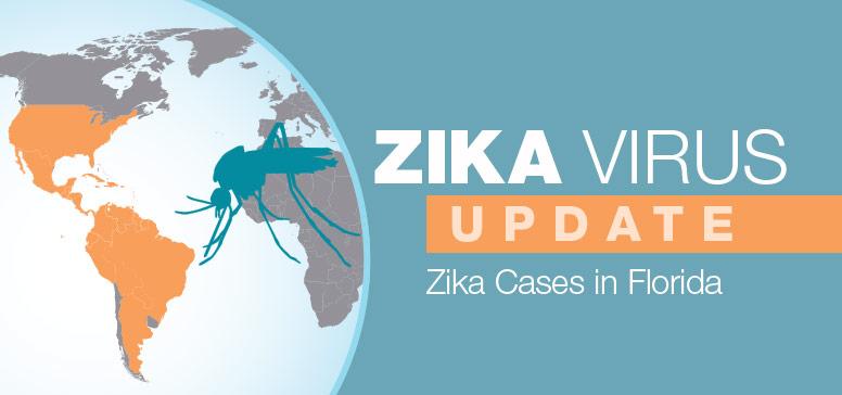 Zika virus update: Zika cases in florida