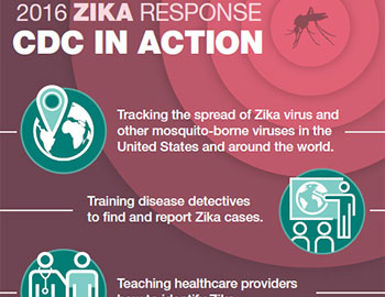 CDC in Action infographic thumbnail