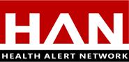 Logotipo de la Red de Alerta de Salud
