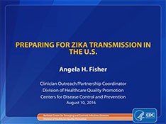 Preparing for Zika Transmission in the U.S. video thumbnail