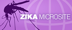 Zika microsite button